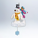 Hallmark 2012 Frosty Comes to Life Ornament Frosty the Snowman QXI2891