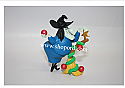 Hallmark 2013 Decking the Broom Ornament Witch Hazel Looney Tunes QXE3712 (Limited Quantities)