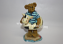 Boyds The Bearstone Collection - Benjamin McBeachley (Mooovin and Groovin at the beach) #4016617