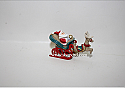 Hallmark 2000 Santas Journey Begins Miniature Ornament QXM6004