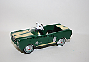 Hallmark 2015 Kiddie Car Classics 1965 Ford Mustang Keepsake Ornament QEP2237
