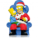 Hallmark 2014 D oh Ho Ho Ornament The Simpsons QXI2846