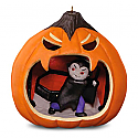 Hallmark 2016 Happy Halloween Pumpkin Ornament 4th In The Series QFO5234