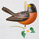 Hallmark 2018 Keepsake Robin Ornament QX9453