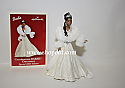 Hallmark 2003 Celebration Barbie Ornament Special Edition African American QXI4357