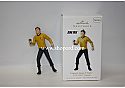 Hallmark 2010 Captain James T Kirk Star Trek Legends Ornament 1st in the Series QX8373