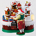 Hallmark 2018 Keepsake Santa's Magic Train Ornament QGO1896