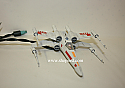 Hallmark 1998 X Wing Starfighter Ornament Star Wars QXI7596