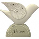 Enesco Foundations Dove Plaque 4056518