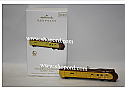 Hallmark 2010 Union Pacific Streamliner Locomotive Lionel Trains Ornament 15th in the Series QX8626