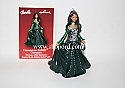 Hallmark 2004 Celebration Barbie Ornament African American QXI8664