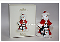 Hallmark 2007 Tip Top Santa South Pole Pals Ornament QXT8327