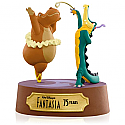 Hallmark 2015 Disney Fantasia 75th Anniversary Ornament Dancing Hippo and Alligator QXD6017