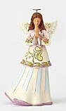 Jim Shore Pray, Believe, and Receive Figurine 4057688