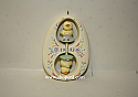 Hallmark 1993 Chicks On A Twirl Spring Ornament QEO8375
