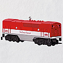 "Hallmark 2018 Keepsake LIONEL 2245C Texas Special ""B"" Unit Ornament QXI3183"