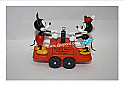 Hallmark 2008 Riding the Rails Disney Mickey and Minnie Magic Limited Quantity QXE9004 No Box