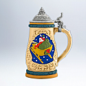 Hallmark 2012 Beer Stein 2012 Ornament QXG4354
