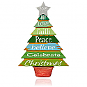 Hallmark 2015 Celebrate Christmas Ornament QGO1597