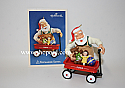 Hallmark 2004 Toymaker Santa Ornament 5th in the Series QX8124