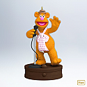 Hallmark 2012 Fozzie Bear Ornament The Muppets QXI2091