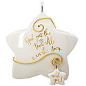 Hallmark 2018 Keepsake Godchild, You Shine! Ornament QHX4003