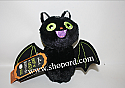 Hallmark Drop n Greet Bernie The Bat Sound Motion Halloween Plush HGN1136