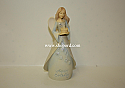 Foundations Birthday Mini Angel Figurine 4025646