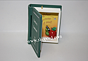 Hallmark 2002 Teacher Photo Holder Ornament QX8973