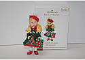 Hallmark 2011 Yuletide Shopper Ornament 16th In The Madame Alexander Series QX8827