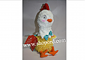 Hallmark Going Bonkers Chicken Plush LPR3849