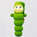 Hallmark 2018 Keepsake Glo Worm Ornament QXI3266