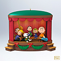 Hallmark 2012 Onstage Antics Ornament The Peanuts Gang QXI2924