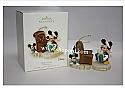 Hallmark 2007 Hide n Peek Disney Mickey Mouse QXD4209 Damaged Box