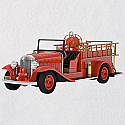Hallmark 2018 Keepsake 1932 Buick Fire Engine Ornament QX9323