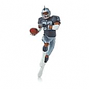 Hallmark 2013 Marcus Allen Ornament Los Angeles Raiders QXI2292