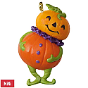 Hallmark 2017 Keepsake Pint-Sized Pumpkin Mini Ornament QFO5265