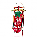Hallmark 2014 Snow Much Fun Ornament QGO1563