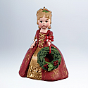 Hallmark 2012 Colonial Christmas Ornament 17th in the Madame Alexander series QX8304