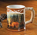 Terry Redlin Coffee Mug- Twilight Glow