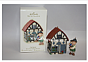 Hallmark 2007 Germany Ornament Joy to the World Collection set of 2 QSR8017