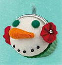 Hallmark 2012 Seasons Treatings Ornament Christmas Cupcakes Limited Quantity QXE3074