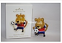 Hallmark 2009 Soccer Is a Kick Ornament QXG6735
