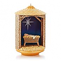 Hallmark 2013 The Night the Baby was Born Ornament (Magic) QXG1535