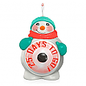 Hallmark 2015 Countdown To Christmas Ornament QGO1449
