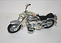 Hallmark 2000 Fat Boy Ornament 2nd In The Harley Davidson Motorcycle Milestones QXI6774