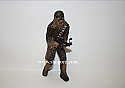 Hallmark 1999 Chewbacca Ornament Star Wars QXI4009 Damaged Box