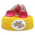 Hallmark 2016 Ruby Slippers The Wizard Of Oz Ornament QXI3034