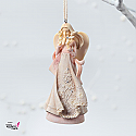 Enesco Foundations Hope (Breast Cancer Angel) Ornament Susan G. Komen For The Cure 4026904