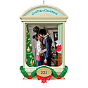 Hallmark 2015 Our First Christmas Photo Holder QGO1147